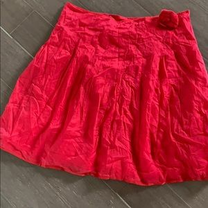 NWT J Crew skirt fully lined sz 12 $98 retail